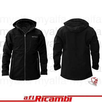 Softshell Jacke  Vello Nero
